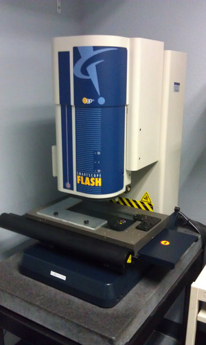 Cnc Optical Smart Scope Production Inspection C Amp H