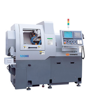 Precision CNC turning - Hanwha XD20H