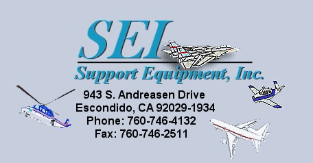 Support Equipment Inc. Cage